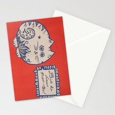 Dia de Los Meow-tos Stationery Cards