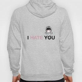 I Hate You / Mask Hoody
