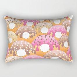 Donuts Wanderlust Rectangular Pillow