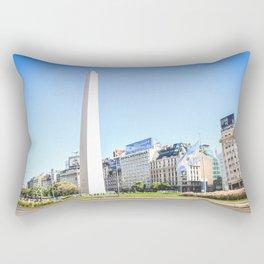 BUENOS AIRES - ARGENTINA Rectangular Pillow