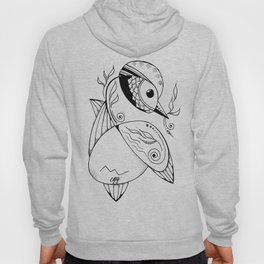 Chicken & Egg Hoody