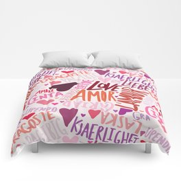 Love Languages Comforters