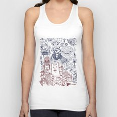 The Storm Brings a New Sight to Sea Unisex Tank Top