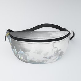 Amongst the clouds Fanny Pack