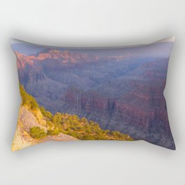 Grand Canyon II Rectangular Pillow