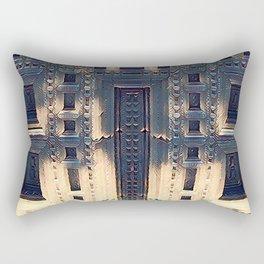 Temple of Eternity Rectangular Pillow