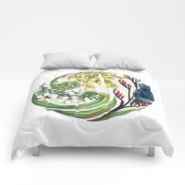 Kiwiana Wreath Comforters