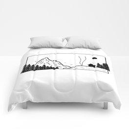 Petit campement Comforters