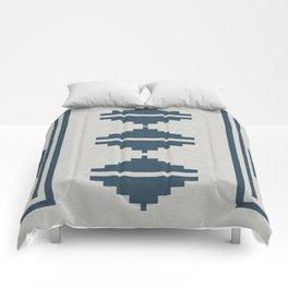 ATIZ PEACOCK LINEN Comforters