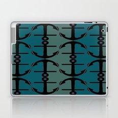 Ocean Anchors Laptop & iPad Skin