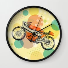 No.69 Wall Clock