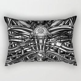 The Machine Rectangular Pillow
