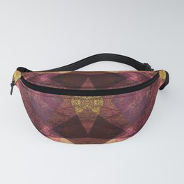 PATTERN GARDEN NO6 Fanny Pack