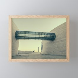 Champalimaud Foundation II Framed Mini Art Print
