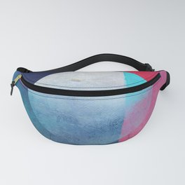 Broken Circle (Abstract Allegory) VIII Fanny Pack