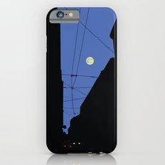 Moon lines iPhone 6s Slim Case