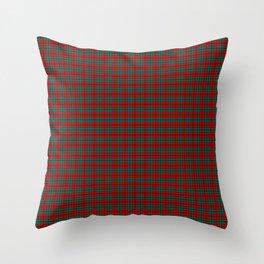 Cook Tartan Plaid Throw Pillow