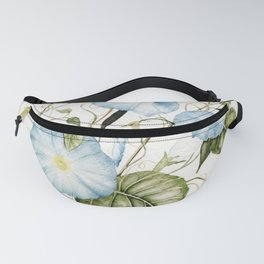 Morning Glories Fanny Pack