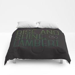 Opening Lines - Alien Comforters