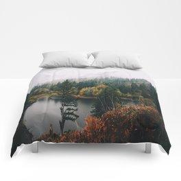 Gillette Lake Comforters