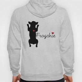 Frogchie French Bulldog Hoody