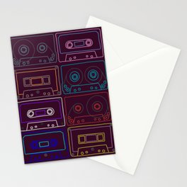 Awesome mixes Stationery Cards