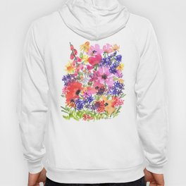 Summer's Country Garden Hoody