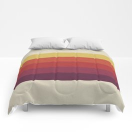 Retro Video Cassette Color Palette Comforters