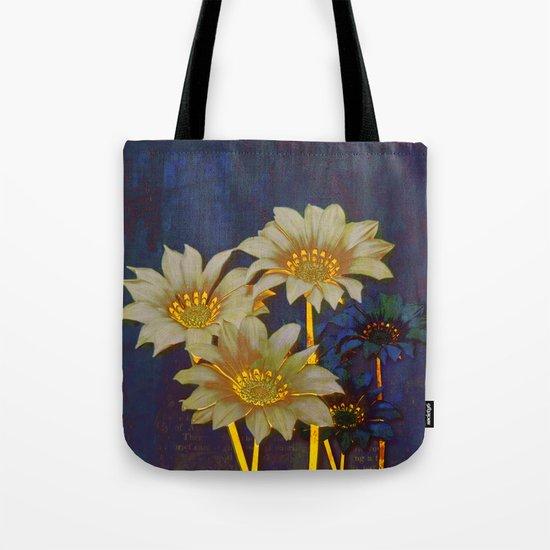 night floral Tote Bag