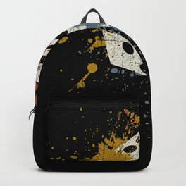 Dice vintage Backpack