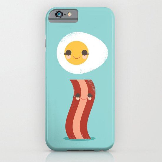 Bacon and Egg Buds iPhone & iPod Case