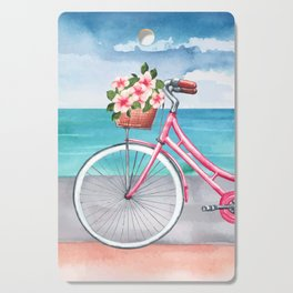 Summer is coming Cutting Board