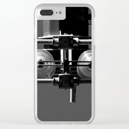 Symetry Clear iPhone Case