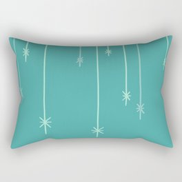Star Lights Rectangular Pillow