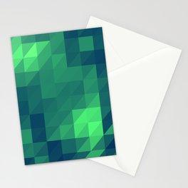 Polygon Nine Stationery Cards