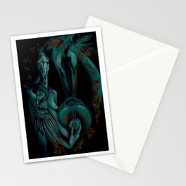Magus Tenebrae: In Memoriam, GIGER Stationery Cards