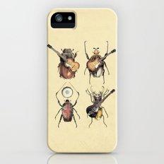 Meet the Beetles iPhone (5, 5s) Slim Case