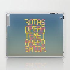 ROTAS SQUARE ORIGAMI Laptop & iPad Skin