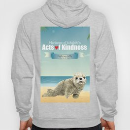 Jeffy The Harbor Seal Hoody