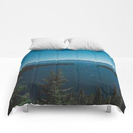 Lake Tahoe VI Comforters