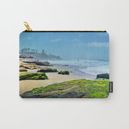 Emerald Rocks Carry-All Pouch