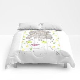 Rihanna Comforters