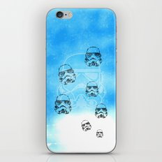 Stormtrooper Dreams iPhone & iPod Skin