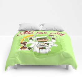 Commissions | Sloth Chef Comforters