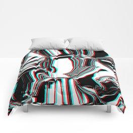Hidden Layered Comforters