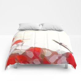 Crackle #7 Comforters