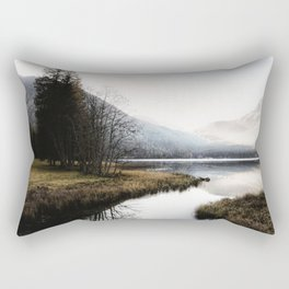 Mountain river 2 Rectangular Pillow