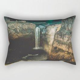 Washington Heights - nature photography Rectangular Pillow