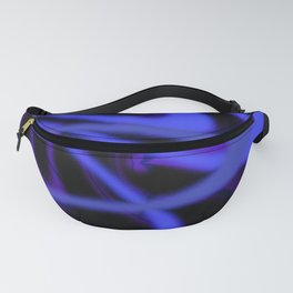 Purple Grooves Fanny Pack