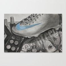 Seventeen Things Canvas Print